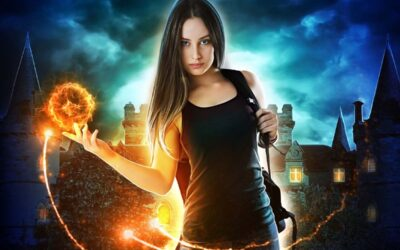 Buch 1 der neuen Oriceran-Serie Die Schule der grundlegenden Magie veröffentlicht