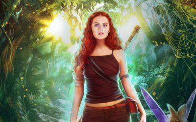 Buch 2 der Urban-Fantasy-Serie Chroniken einer urbanen Druidin veröffentlicht