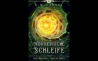 Buch 3 der LitRPG-Serie Die Reiche veröffentlicht