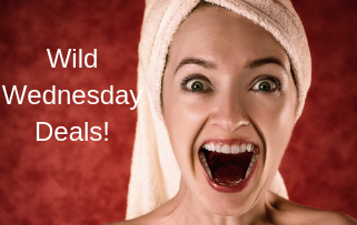 Wild Wednesday Deal for March 13, 2019