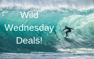 Wild Wednesday March 20, 2019 is HERE!