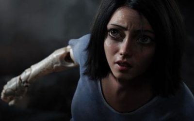 Alita: Battle Angel, a Review