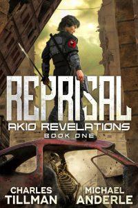 Reprisal ebook cover