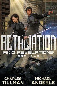 Retaliation ebook cover