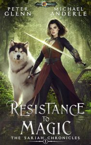 Resistance to Magic ebook cover
