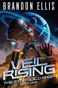 Veil Rising e-book cover