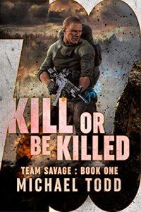 KILL OR BE KILLED E-BOOK COVER
