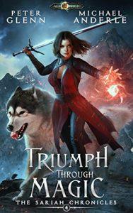 Triumph through magic e-book cover