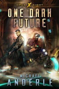 ONE DARK FUTURE E-BOOK COVER