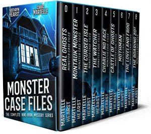 Monster Case Files e-book cover
