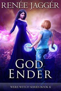 GOD ENDER E-BOOK COVER