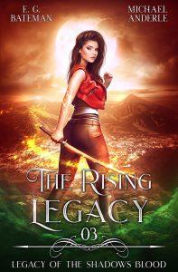 The Rising Legacy e-book cover