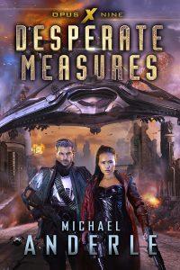 Desperate Measures e-book cover