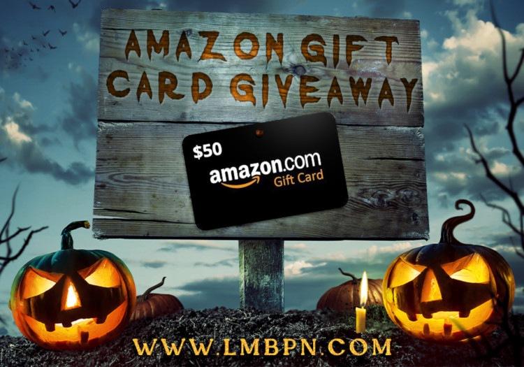 LMBPN Halloween Giveaway Banner