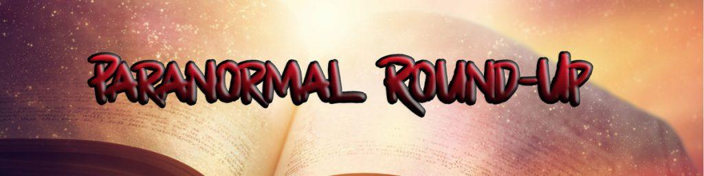 Paranormal bookfunnel promo banner