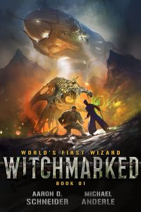witchmarked e-book cover