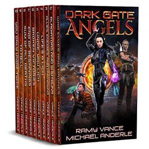 Dark Gate Angels e-book cover