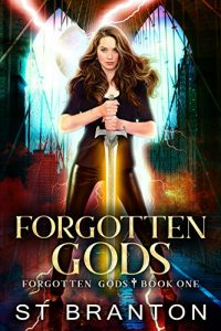 FORGOTTEN GODS E-BOOK COVER