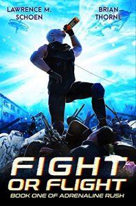 FIGHT OR FLIGHT E-BOOK COVER