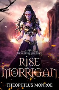 Rise of Morrigan e-book cover