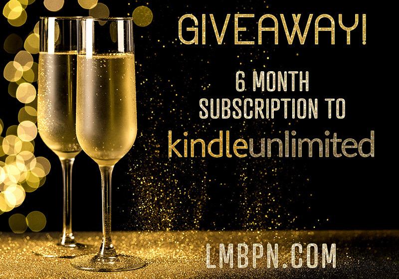Kindle Unlimited Giveaway Banner