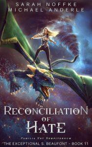 Reconciliation of Hate e-book cover