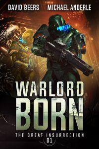 War lord born e-book cover