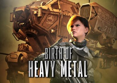 Birth of Heavy Metal