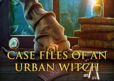 Case Files of an Urban Witch