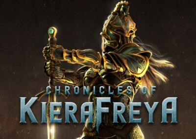 Chronicles of KieraFreya