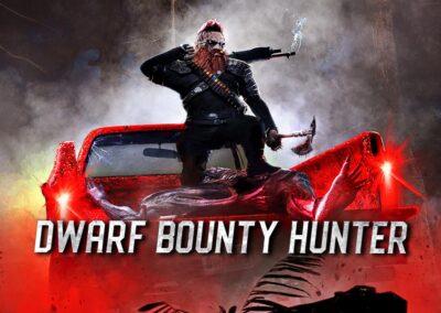 Dwarf Bounty Hunter