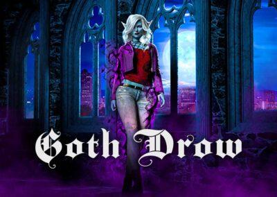 Goth Drow