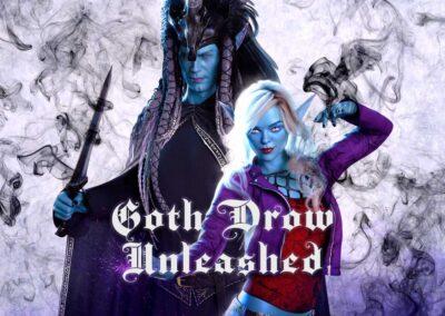 Goth Drow Unleashed
