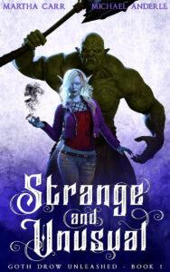 Strange and Unusual e-book cover