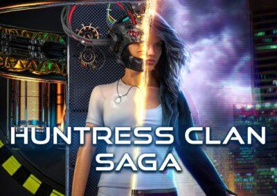 Huntress Clan Saga