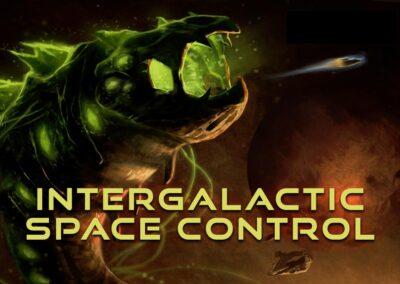 Intergalactic Pest Control