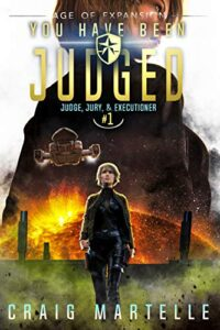 You Have Been Judged e-book cover
