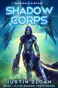 SHADOW CORPS E-BOOK COVER