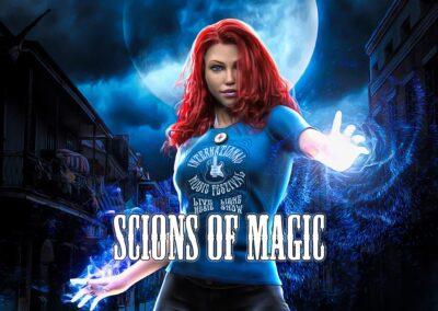 Scions of Magic