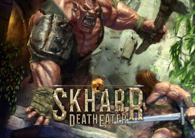 Skharr DeathEater