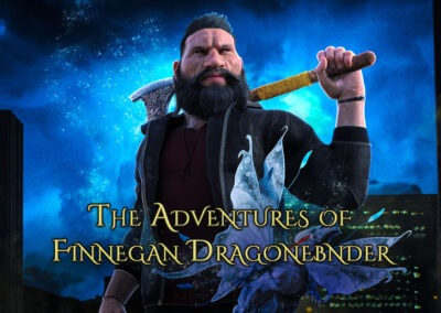 The Adventures of Finnegan Dragonbender