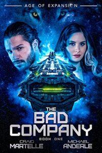 The Bad Company e-book cover