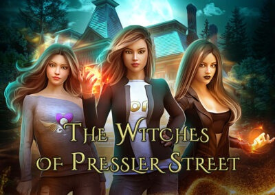 The Witches of Pressler Street