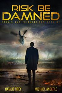 Risk Be damned e-book cover