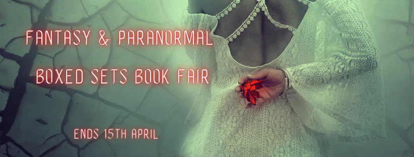 Bookfunnel fantasy and paranormal promo banner