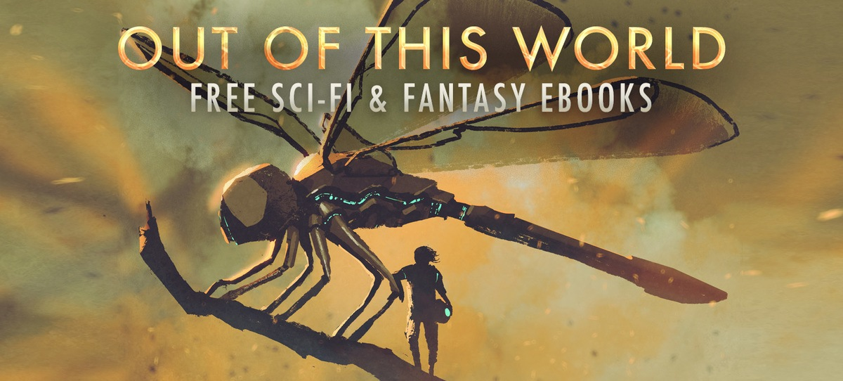 Bookfunnel Sci-fi promo banner