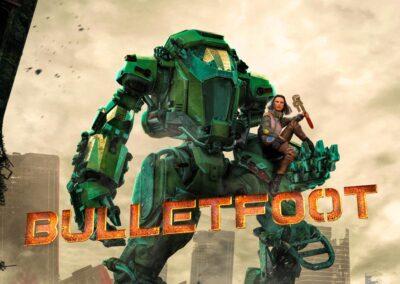 Bulletfoot