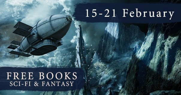 Sci-fi and Fantasy promo banner