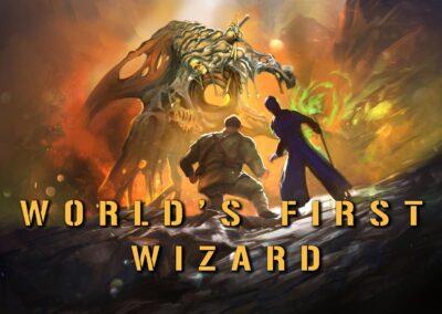 World's First Wizard
