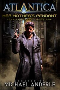 Her Mother's pendant e-book cover